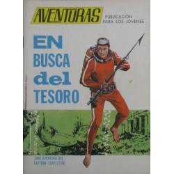 AVENTURAS Núm 3: EN BUSCA DEL TESORO