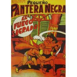 PEQUEÑO PANTERA NEGRA. LOTE DEL NÚM. 91 AL 122. REEDICION