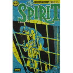 THE SPIRIT Núm 13