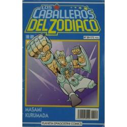 LOS CABALLEROS DEL ZODIACO Núm 30