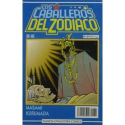 LOS CABALLEROS DEL ZODIACO Núm 39
