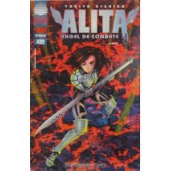 ALITA, ÁNGEL DE COMBATE Núm 1, 6ª PARTE