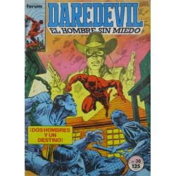 DAREDEVIL Núm 38. DOS HOMBRES Y UN DESTINO