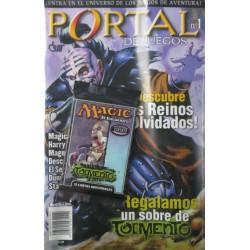 PORTAL DE JUEGOS Núm.1 . REVISTA.