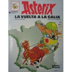 """ASTERIX NÚM. 6  """" LA VUELTA A LA GALIA """""""