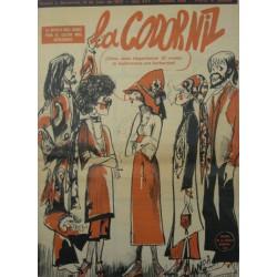 LA CODORNIZ. Núm. 1496.