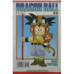 DRAGON BALL Núm 18