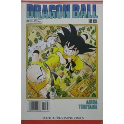 DRAGON BALL Núm 63