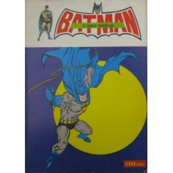 BATMAN. EL HOMBRE MURCIÉLAGO. LIBROCÓMIC. NÚM.11.