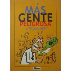 BY VAZQUEZ : T.2.MÁS GENTE PELIGROSA.