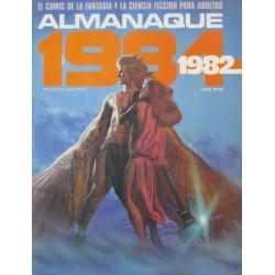 1984 ALMANAQUE 1982