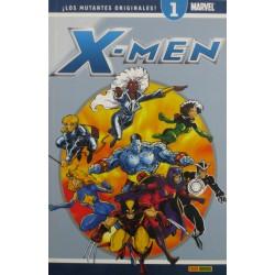 X-MEN Núm 1 COLECCIONABLE