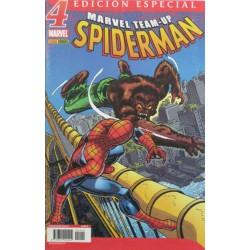 SPIDERMAN MARVEL TEAM-UP Núm 4.