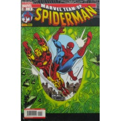 SPIDERMAN MARVEL TEAM-UP Núm 3.