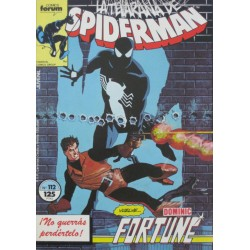 "SPIDERMAN Núm 112 ""¡VUELEVE DOMINC FORTUNE!"""