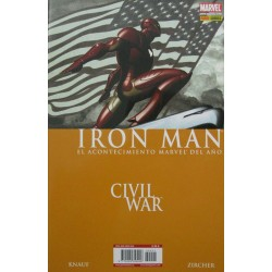 IRON MAN. CIVIL WAR