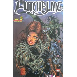WITCHBLADE Núm 5