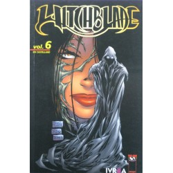 WITCHBLADE Núm 6