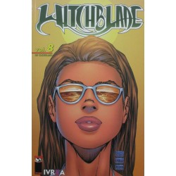WITCHBLADE Núm 8