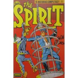 THE SPIRIT. EXTRA  Núm.5. RETAPADO( NÚMS.17 A 20).
