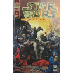 STAR WARS.OUTLANDER. NÚM. 1 DE 3.