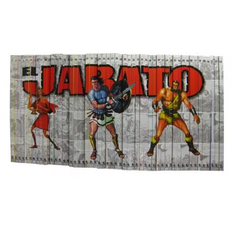 JABATO COLOR. ALBUM EL JABATO.REEDICION.