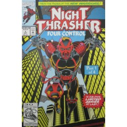NIGHT THRASHER FOUR CONTROL VOL 1 Núm 1