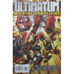 MARVEL SPORLIGHT: ULTIMATUM