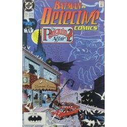 DETECTIVE COMICS BATMAN Núm 615