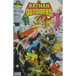 BATMAN Y LOS OUTSIDERS Núm 4