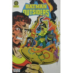 BATMAN Y LOS OUTSIDERS Núm 10