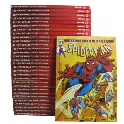 LOTE SPIDERMAN. BIBLIOTECA MARVEL.