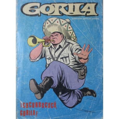 """GORILA. Núm. 2."""" Cucurucucú Gorila"""""""