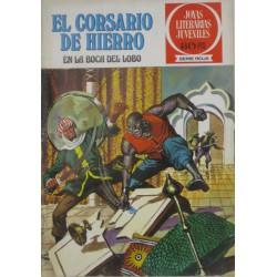 """EL CORSARIO DE HIERRO NÚM.4 """" EN LA BOCA DEL LOBO"""""""