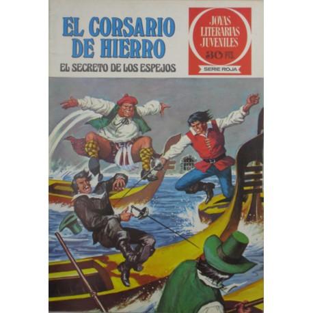 """EL CORSARIO DE HIERRO Núm.5 """" EL SECRETO DE LOS ESPEJOS"""""""