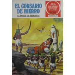 """EL CORSARIO DE HIERRO Núm.7 """" EL PODER DE TENEBRIS"""""""