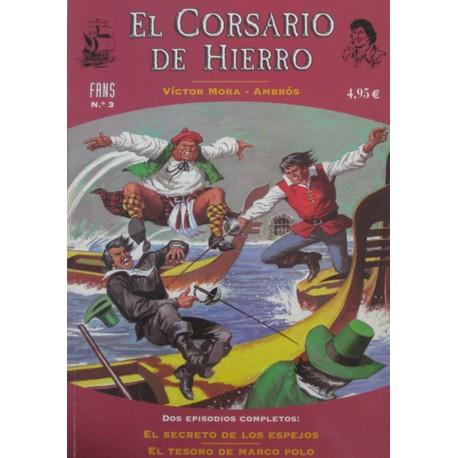 EL CORSARIO DE HIERRO.Núm 3
