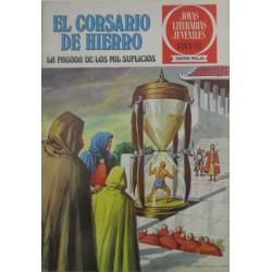"""EL CORSARIO DE HIERRO Núm.9 """" LA PAGODA DE  LOS MIL SUPLICIOS """""""
