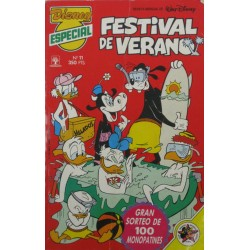 """DISNEY ESPECIAL Núm 11 """"FESTIVAL DE VERANO"""""""