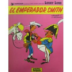 """LUCKY LUKE Núm 1 """"El emperador Smith"""""""