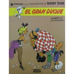 "LUCKY LUKE Núm 3 ""El gran duque"""