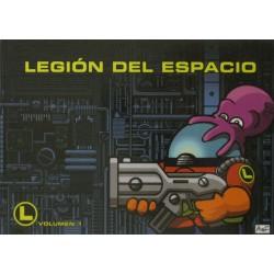 LEGIÓN DEL ESPACIO