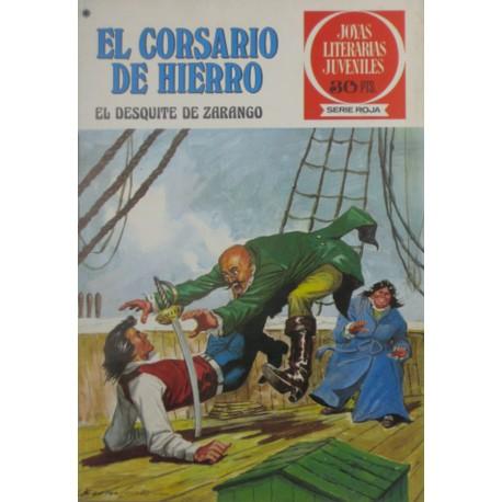 """EL CORSARIO DE HIERRO NÚM.34 """" EL DESQUITE DE ZARANGOS"""""""