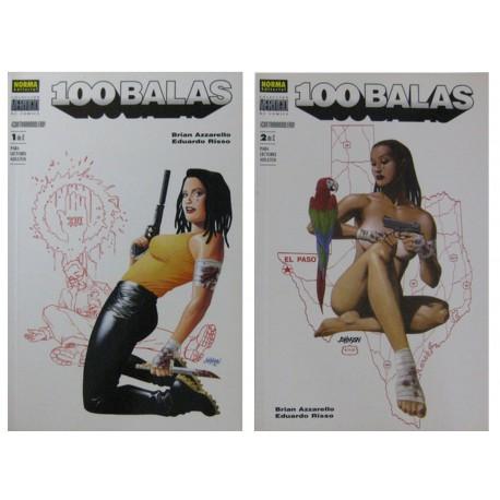 100 BALAS: CONTRABANDOLERO. COMPLETA