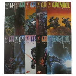 GRENDEL. COMPLETA