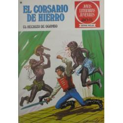 """EL CORSARIO DE HIERRO Num.36 """" EL HECHIZO DEL OGAMBO"""""""