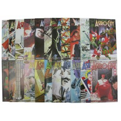 ASTRO CITY. VOL II.  COMPLETA