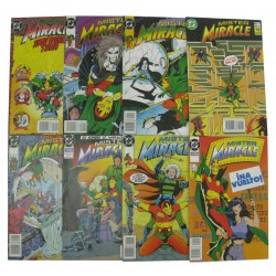 MISTER MIRACLE. COMPLETA