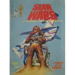 "STAR WARS La Guerra de las Galaxias Núm. 3 ."" ¡ VUELO A LA FURIA!"