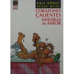 CORAZONES CALIENTES: HISTORIAS DE AMOR